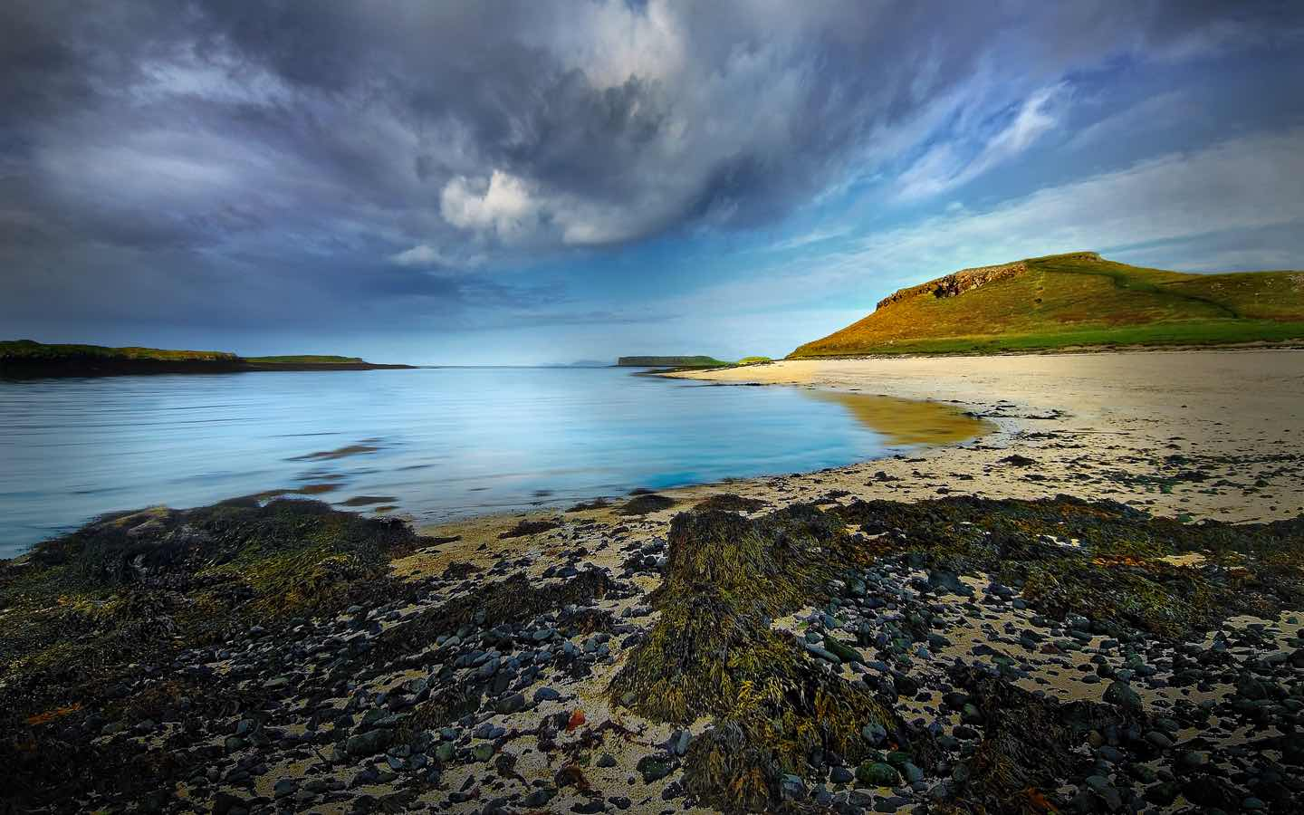 The Coral Beach, Isle of Skye