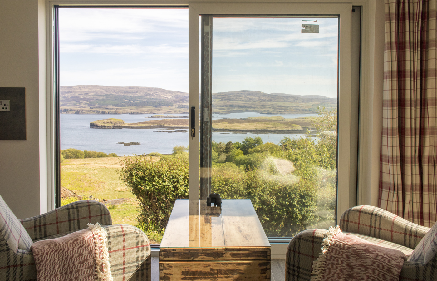 Bird Song Bothy, self catering, Isle of Skye