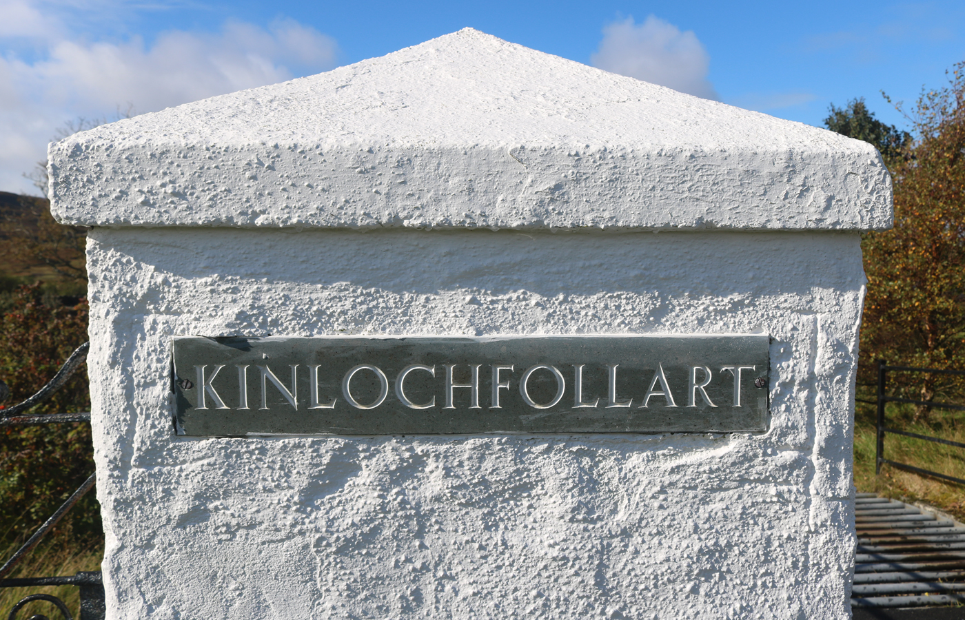 Kinloch Follart self catering holiday cottage Skye