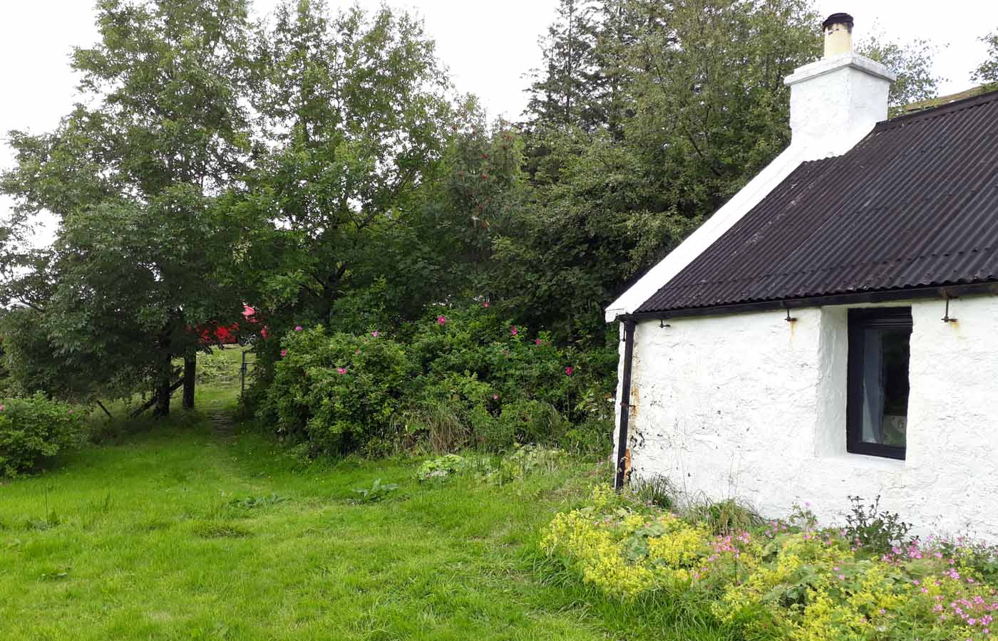 Self catering cottage Tigh Phoil, Elgol, Isle of Skye
